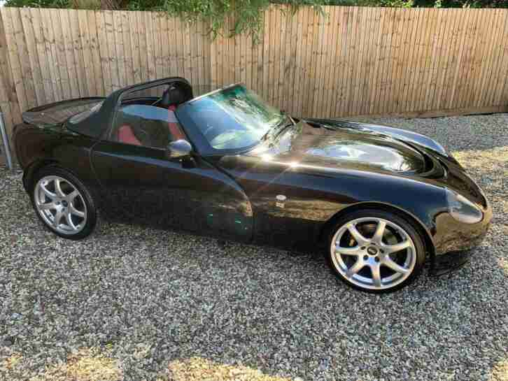 TVR TAMORA 3.6. TVR car from United Kingdom