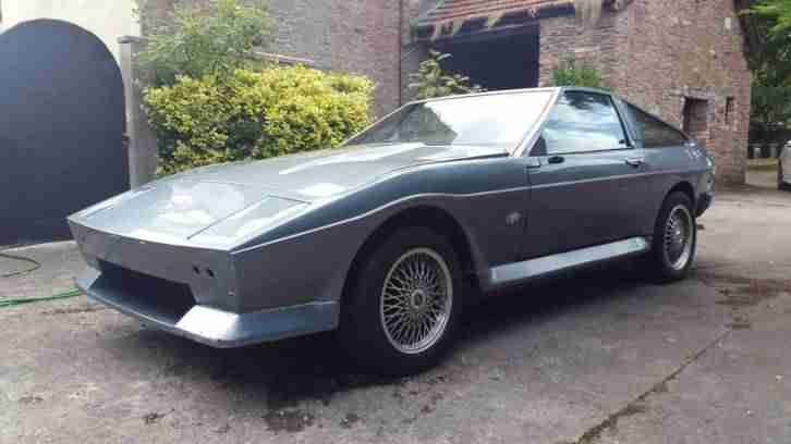 TVR TASMIN 280I WEDGE FHC, RARE CAR WITH RARE WHEELS, LOW MILEAGE, NO OFFERS