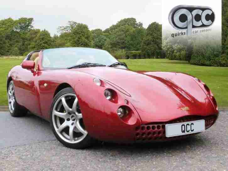 TVR Tuscan 3.6. TVR car from United Kingdom