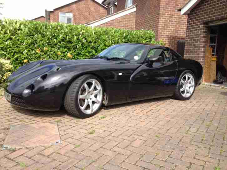 TVR Tuscan 4.3. TVR car from United Kingdom