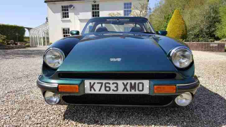 Tvr S V6 Very Low Mileage Late Model S4c 1993 Vgc Car For Sale