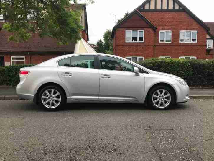 Toyota Avensis 2.2D 4D 150 2009MY TR 6 speed box