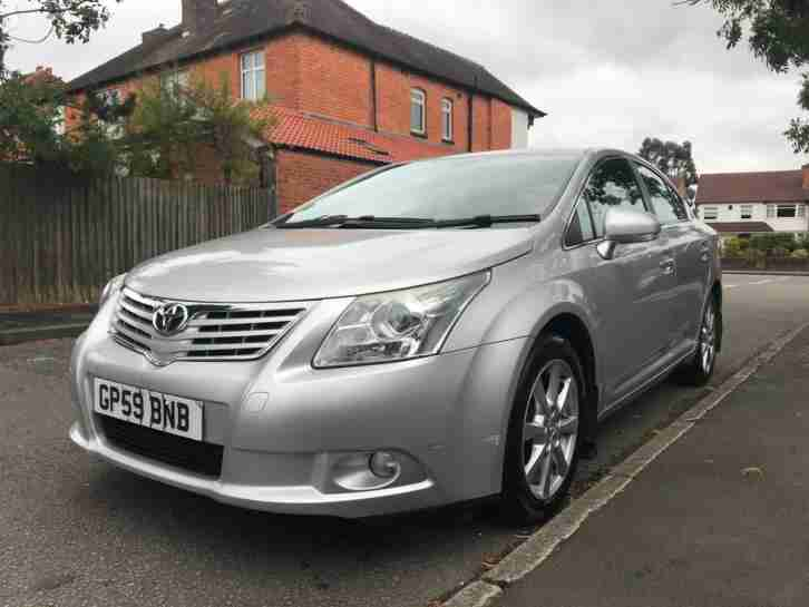 Toyota Avensis 2.2D-4D 150 2009MY TR 6 speed box