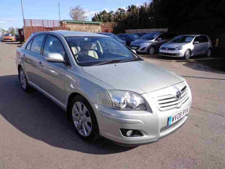 Toyota Avensis 2.2D. Toyota car from United Kingdom