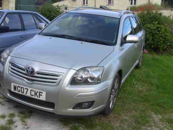 Toyota Avensis T3 Engine 6 Speed Gearbox, Bargain GWO