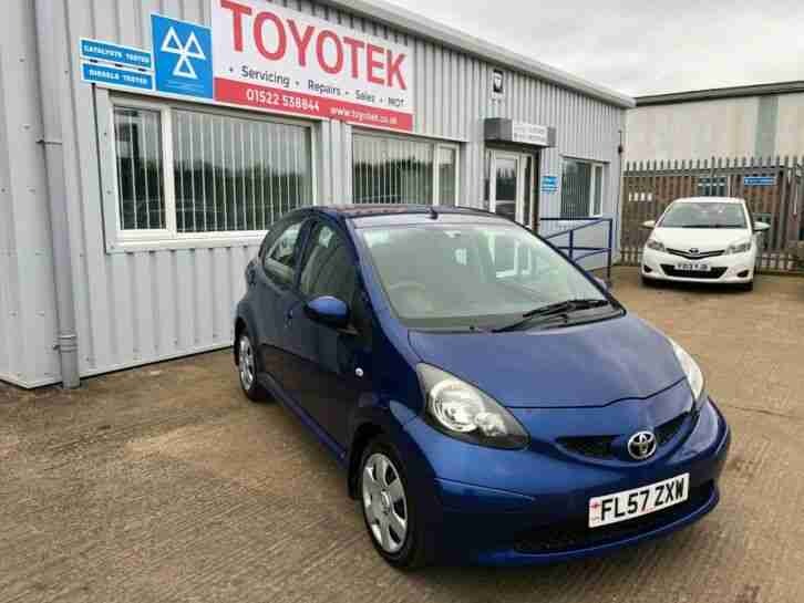 Toyota Aygo 1.0 VVT i Manual 5 door Petrol