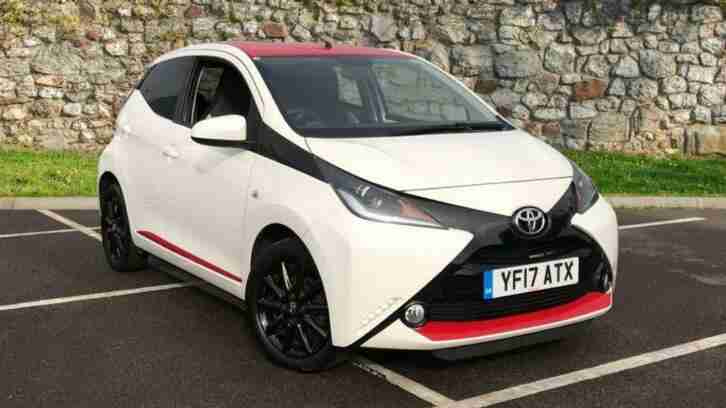 Toyota Aygo 1.0 VVT i x press 5 Dr 5dr