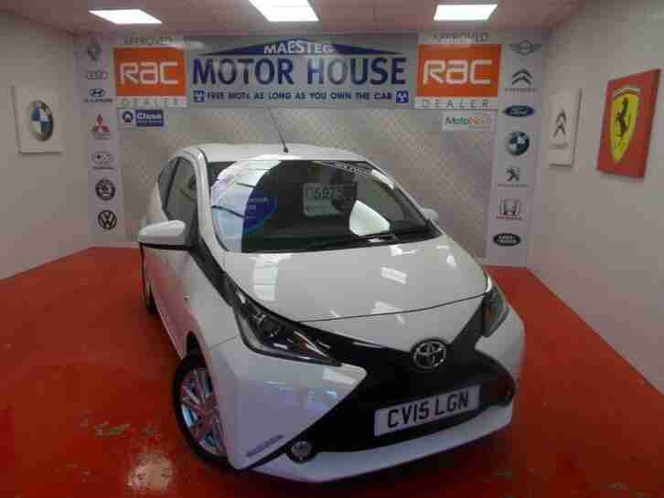 Toyota Aygo VVT I X PRESSION(£0.00 ROAD TAX) FREE MOT'S AS LONG AS YOU OWN