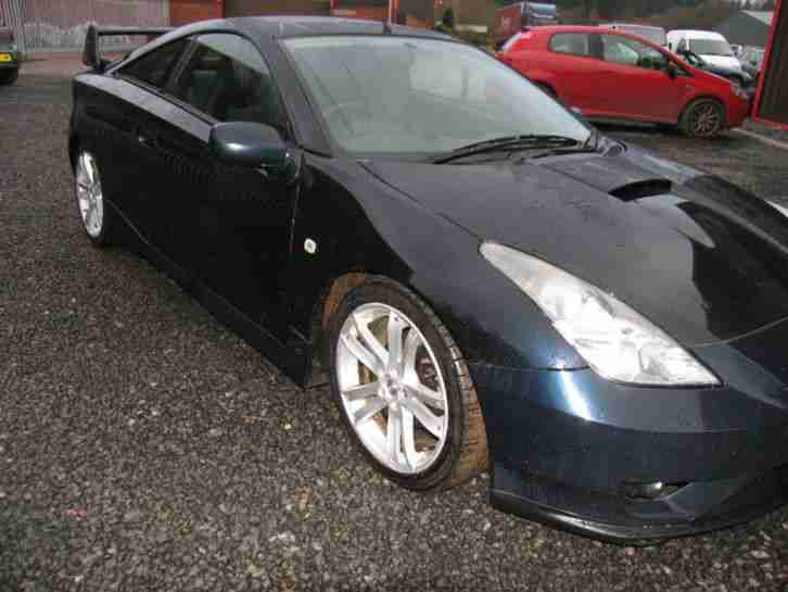 Toyota Celica 1.8 VVTL-i GT 2006 GREAT SPORTS CAR SWAP PX WHY