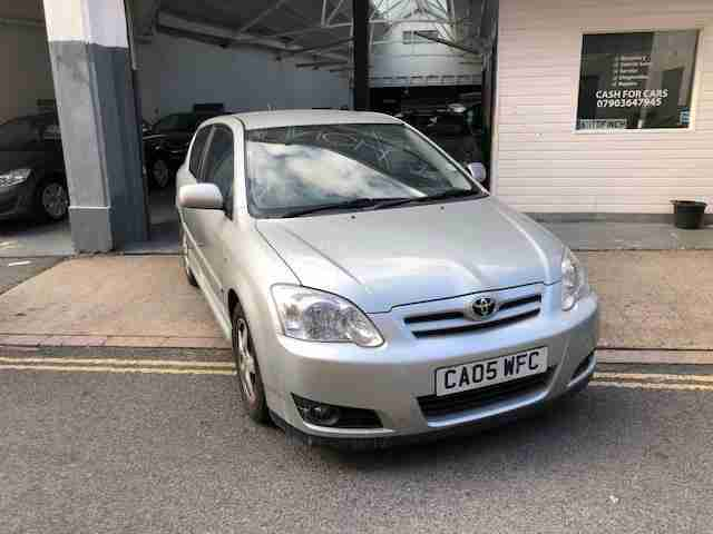 Toyota Corolla 1.6 VVT i Colour Collection Full Service History low mileage