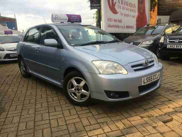 Toyota Corolla T3 VVTI 2005 5 Door Hatchback petrol Manual