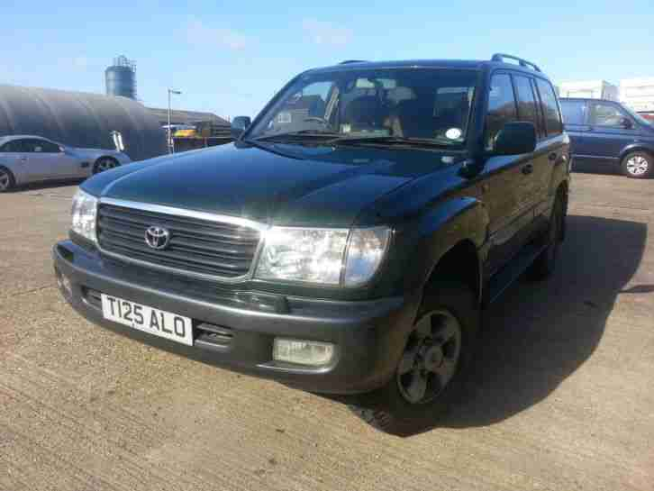 Landcruiser Amazon 4.2 TD VX Limited