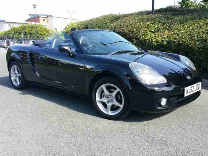 Toyota MR2 1.8 VVT i Roadster 6 Speed Great Little Trade In E.bay Bargain