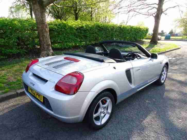 Toyota Mr2 Convertible Car For Sale