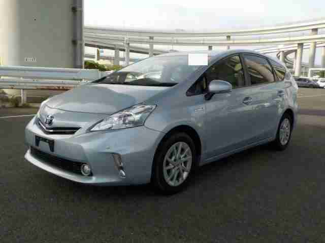 Toyota Prius Plus 1.8 Hybrid 2014(64) 7 SEATS 2 Keys (AA CERTIFIED MILEAGE)