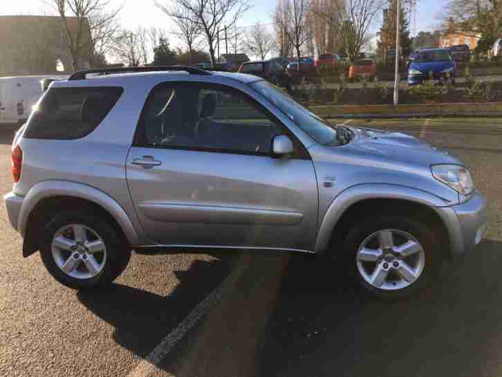 RAV4 2.0 D 4D XT R.TWO OWNERS.SERVICE