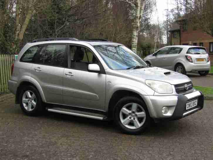 Toyota Rav4 2 0 Car From United Kingdom
