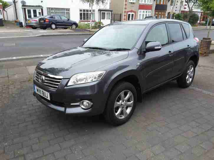 Toyota RAV4 2.2D CAT ( 150bhp ) Euro 5 auto 2010MY XT R no offer