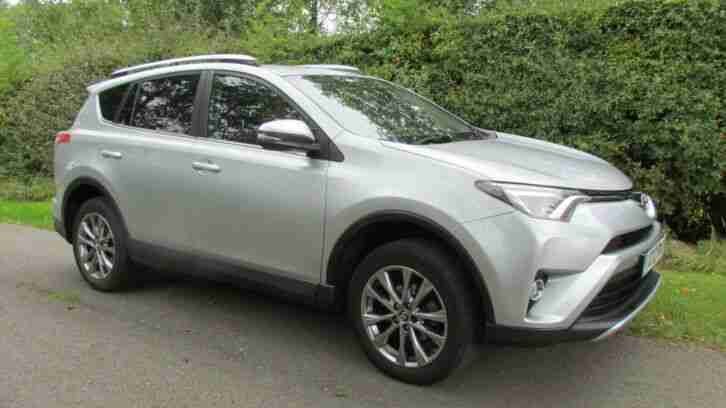 Toyota RAV4 XT. Toyota car from United Kingdom