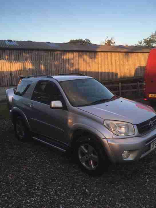 Toyota RAV4 spares. Toyota car from United Kingdom