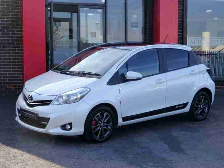 Toyota Yaris 1.33. Other car from United Kingdom