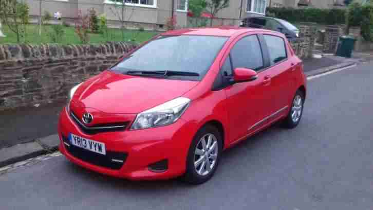 Toyota Yaris 1.4 D4D 5 Doors Hatcback NO RESERVE cheap tax 12 Months MOT