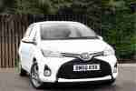 Yaris 2017 1.5 Hybrid Icon 5dr CVT