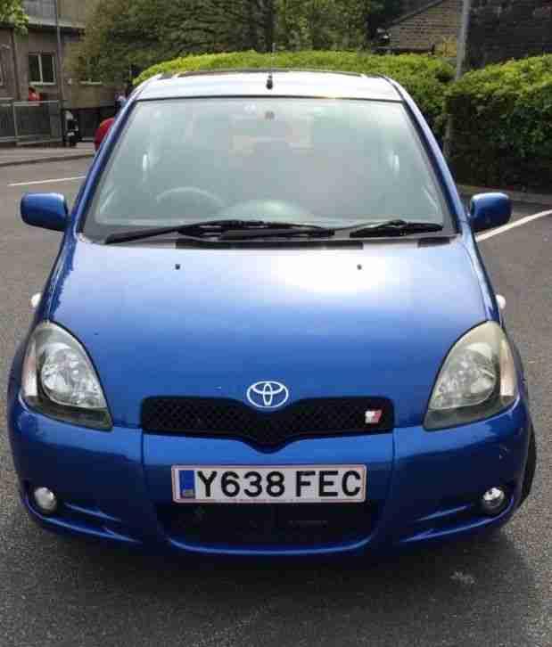 Toyota Yaris T Sport. Car For Sale