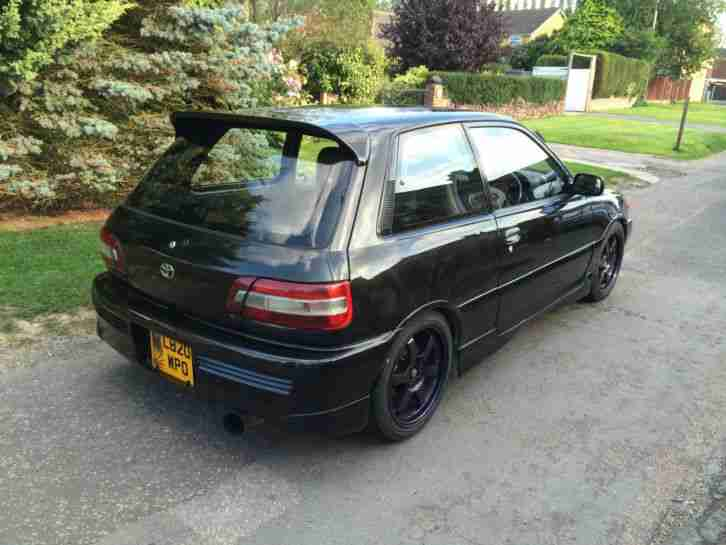 Toyota Starlet Gt Turbo Ep82 Car For Sale