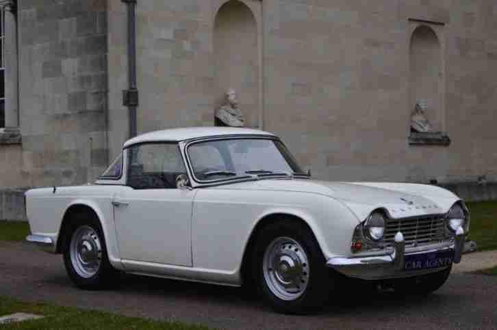 Triumph Tr4 Car For Sale