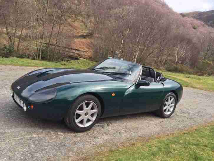 tvr griffith 500 5 0 v8 low miles car for sale. Black Bedroom Furniture Sets. Home Design Ideas