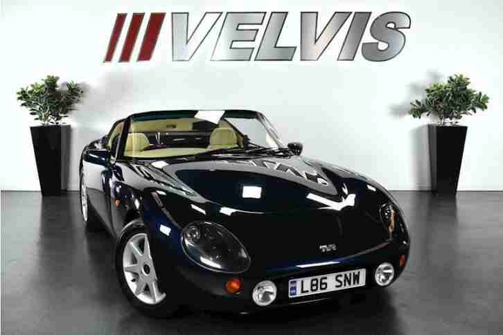 Tvr Griffith Sports 5.0 Petrol
