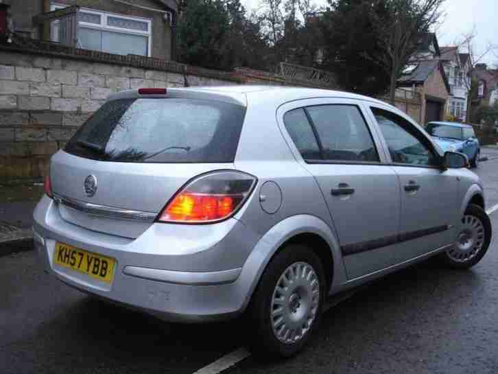 VAUXHALL ASTRA 1.3 CDTI 07948032527 LIFE DIESEL 57 PLATE ESTATE