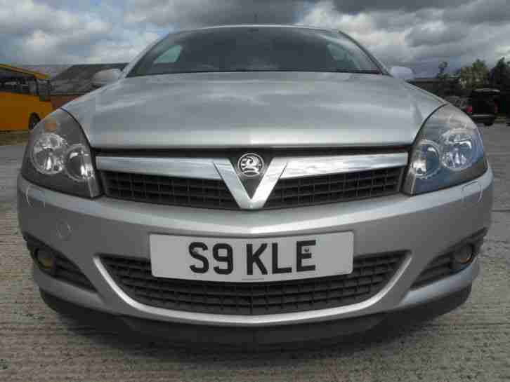 VAUXHALL ASTRA 1.4L SXi 3 DOOR MANUAL