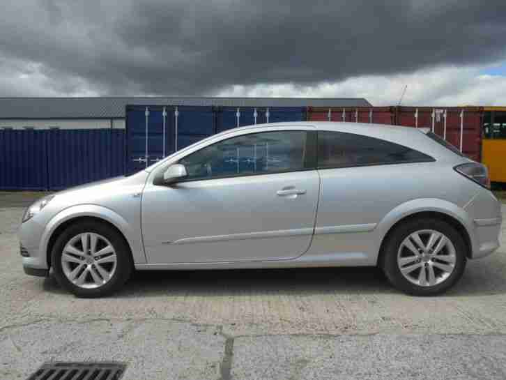 VAUXHALL ASTRA 1.4L SXi 3 DOOR MANUAL HATCHBACK 2007. car ...