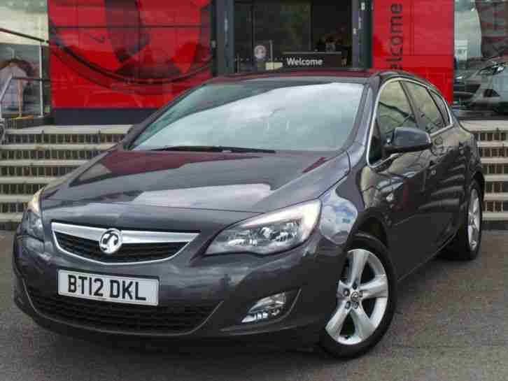 VAUXHALL ASTRA 1.6 16V SRI 5DR - TECHNICAL GREY