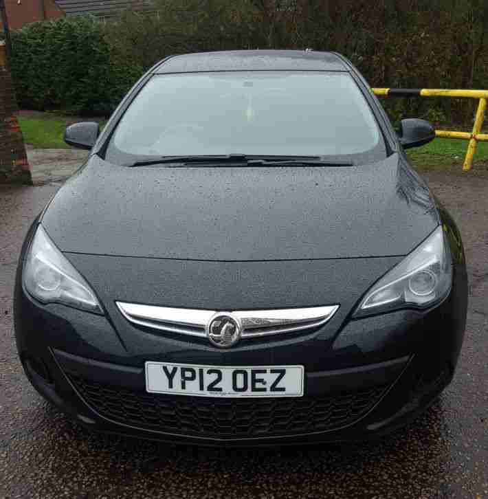 Vauxhall ASTRA GTC SPORT CDTI S S. Car For Sale