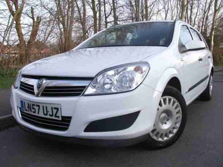 VAUXHALL ASTRA LIFE A C 1.3 CDTI 2007 Diesel
