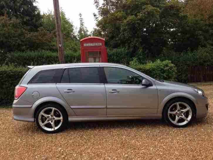 Vauxhall Astra Sri X Pack Estate Silver Grey P Ex Swap L