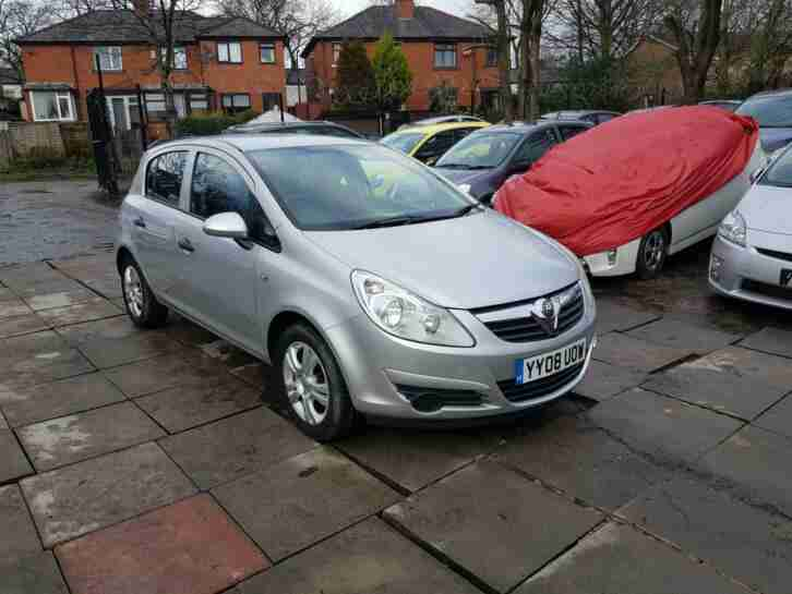 CORSA 1.3 BREEZE CDTI £30 ROAD TAX 3
