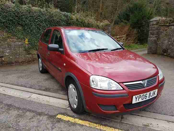 Vauxhall CORSA 1.3. Vauxhall car from United Kingdom