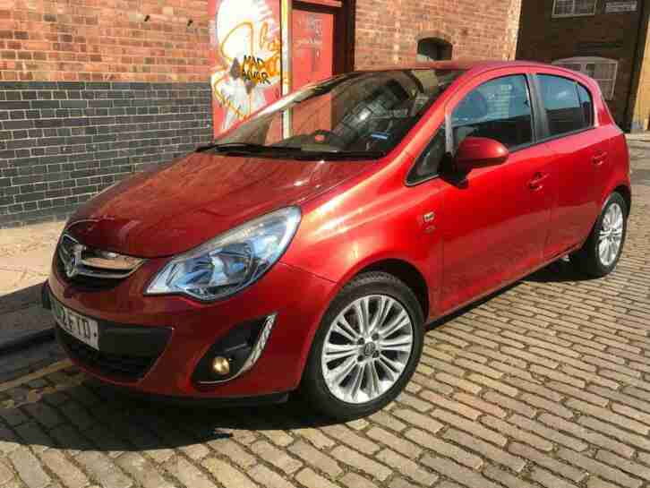 Vauxhall CORSA 1.4. Vauxhall car from United Kingdom
