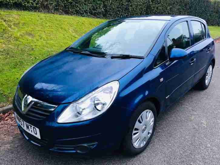 Vauxhall CORSA CLUB. Vauxhall car from United Kingdom