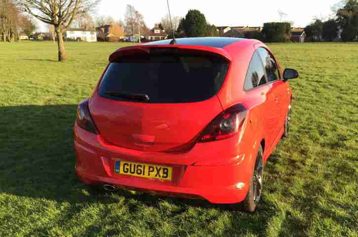 VAUXHALL CORSA LIMITED EDITION 2011 FACELIFT LOW MILES 31K