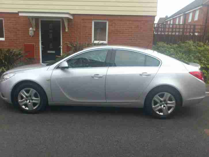 VAUXHALL INSIGNIA 2.0 CDTi (128) Exclusive