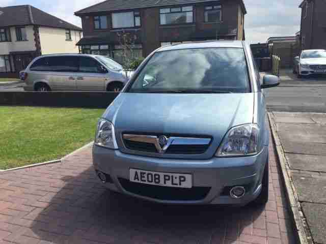 VAUXHALL MERIVA DESIGN. Other car from United Kingdom