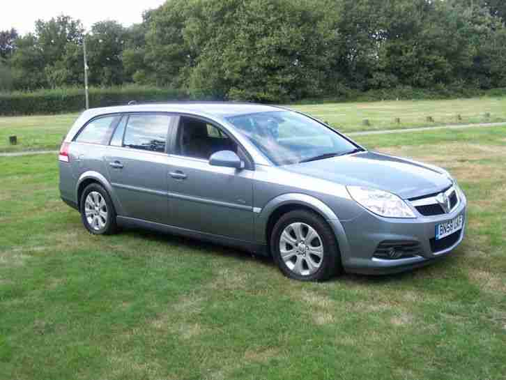 vauxhall vectra estate cdti 2009 model car for sale. Black Bedroom Furniture Sets. Home Design Ideas