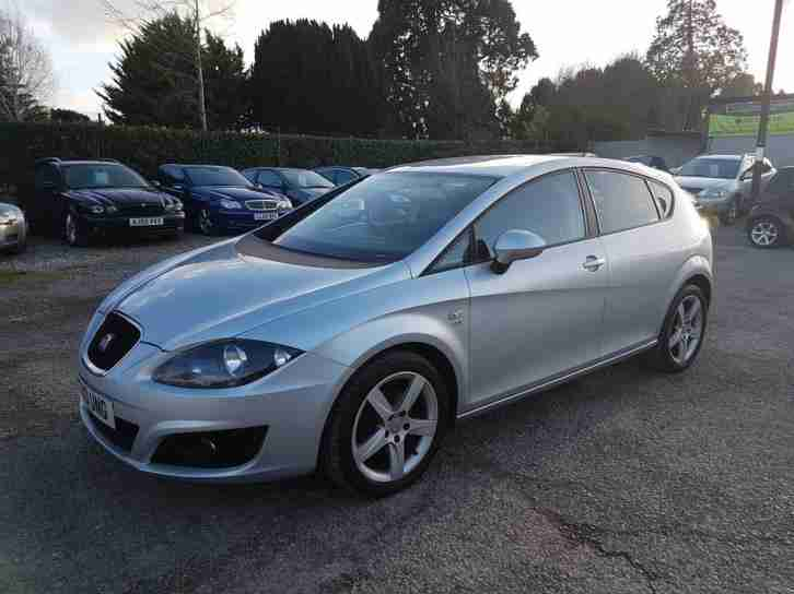 VERY NICE 2010 LEON 1.4 TSI PETROL TURBO