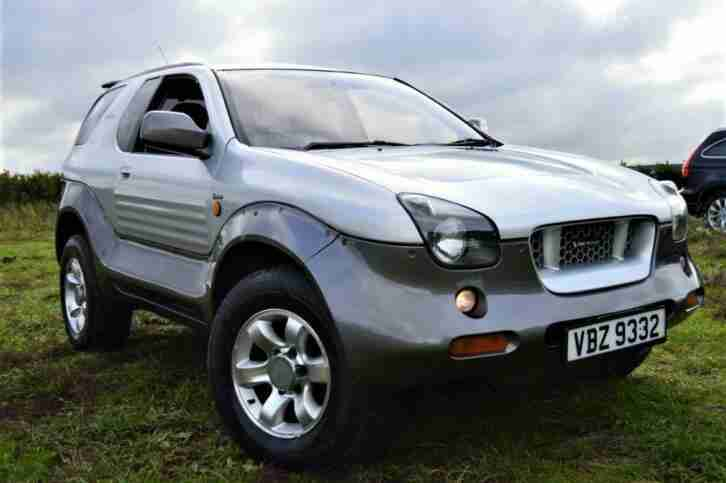 VERY RARE ISUZU VEHICROSS 3.2 V6 AUTOMATIC TOD 4WD DUAL FUEL LPG FREE DELIVERY