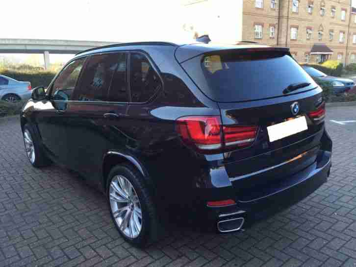 VERY RARE UNIQUE HIGH SPEC BMW X5 XDRIVE40D M SPORT!!!